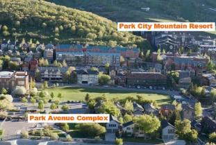 Park City Lodging - Location Overview