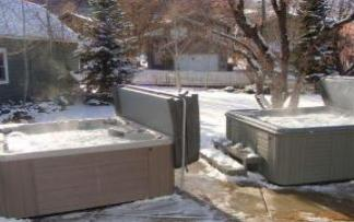 Park City Vacation Rental - Hot Tubs