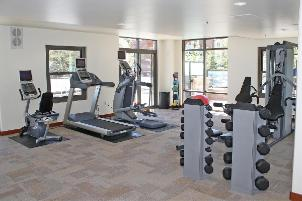 Park City Vacation Rental - Fitness Center