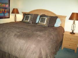 Park City Vacation Rental - Second Bedroom