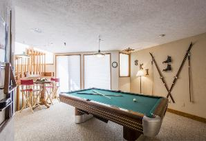Deer Valley Vacation Rental - Game Room