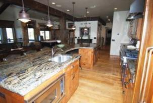 Park City Vacation Rental - Kitchen
