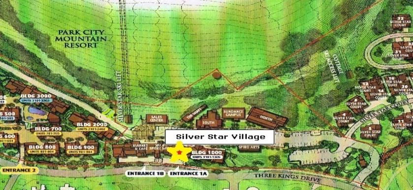 Park City Vacation Rental - Map, Ski-In, Ski-Out