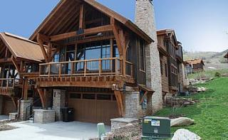 Park City vacation rental - Silver Star exterior