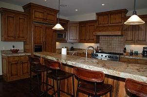 ParK City vacation rental - Silver Star kitchen