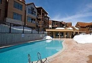 ParK City vacation rental - Silver Star year round outdoor pool