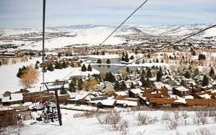 Park City Vacation Rental - Ski-in, Ski- Out via Private Lift