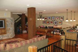 Solitude Vacation Rental - Family Room