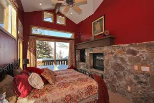 Solitude Vacation Rental - Master Suite