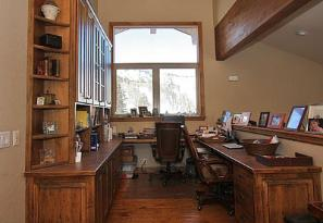 Solitude Vacation Rental - Office
