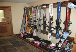 Solitude Vacation Rental - Ski Prep Room