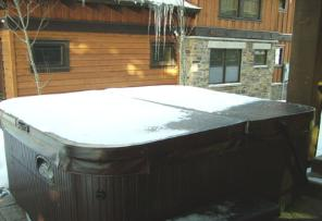 Solitude Vacation Rental - Hot Tub