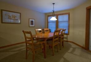 Solitude Vacation Rental - Dining Area