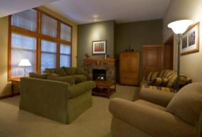 Solitude Vacation Rental - Great Room