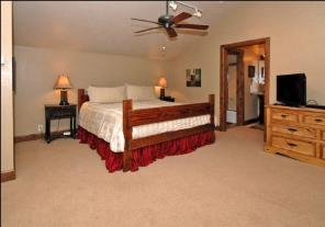 Deer Valley Vacation Rental - Master Bedroom