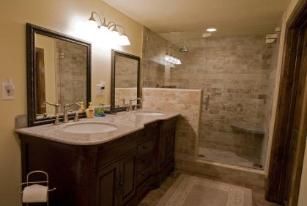 Deer Valley Vacation Rental - Lower Level Bathroom