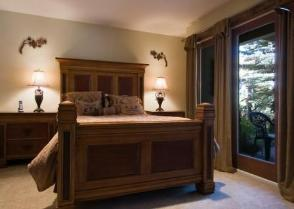 Deer Valley Vacation Rental - 2nd Master Bedroom