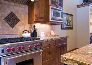 Deer Valley Vacation Rental - Kitchen