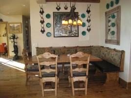 Deer Valley Vacation Home - Dining Nook