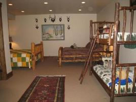 Deer Valley Vacation Home - Family Room