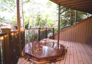 Very Large Deer Valley Vacation Rental Private Hot Tub W