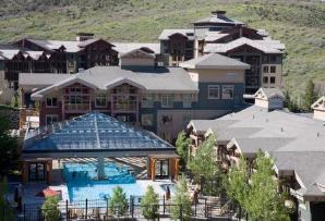 Park City Westgate Vacation Condo - Pool