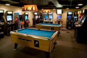 Park City Vacation Rental - Westgate Game Room