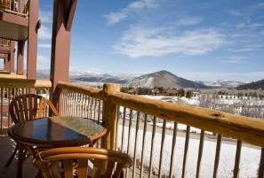 Westgate Vacation Condo - Deck
