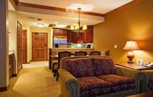 Westgate Vacation Condo - Living Area