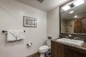 Park City Vacation Rental at the Hyatt Centric - 2nd Bathroom