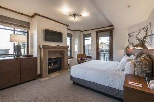 Park City Vacation Rental at the Hyatt Centric - Master Suite