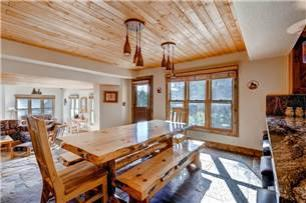 Park City Vacation Rentals - Dining Room