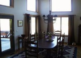 Deer Valley / Park City Area Vacation Home  - Dining Room