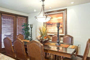 Deer Valley Vacation Rentals - Dining Room