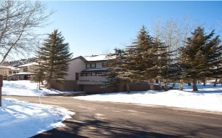 Deer Valley Vacation Rentals - Townhouse Exterior