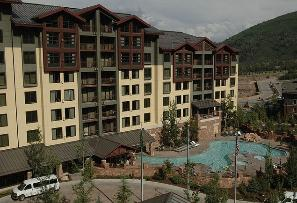 Vacation Rental at the Grand Summit at The Canyons - exterior