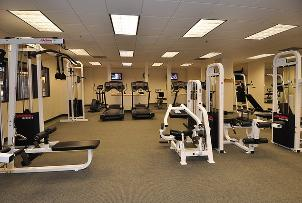 Vacation Rental at the Grand Summit at The Canyons - fitness room