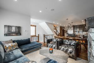 Park City Vacation Townhouse - Great Room