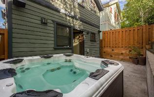 Park City Vacation Townhouse - Hot Tub