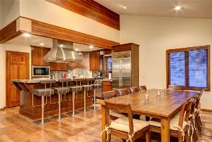 Deer Valley Vacation Rental - Kitchen/Dining Room