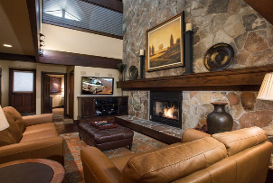 Deer Valley Vacation Rentals - Living Room