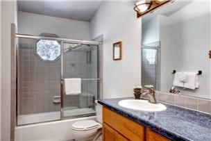 Park City Vacation Rentals - Master Bathroom