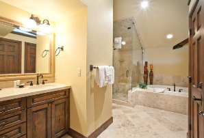 Deer Valley Vacation Rentals - Master Bathroom