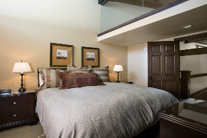 Deer Valley Vacation Rentals - Master Bedroom