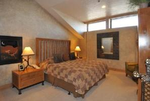 Vacation Rental at the Grand Summit at The Canyons - bedroom