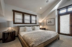 Park City Vacation Townhouse - Master Suite