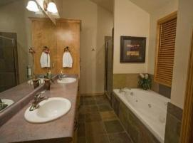 Small Master Bathroom With Jacuzzi