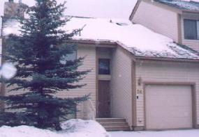 Park City Vacation Rental - Quiet End Unit Townhouse