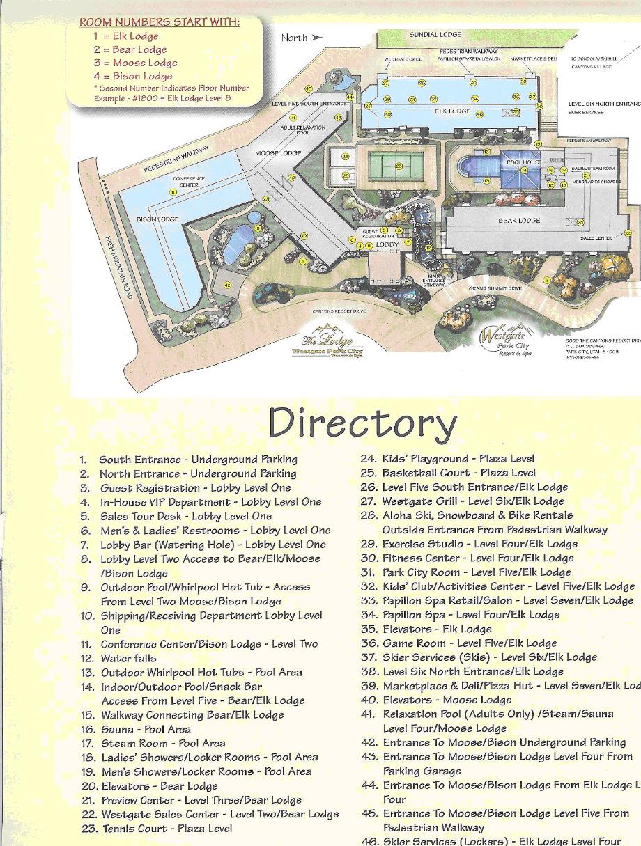 Westgate Vacation Villas Map Lifehacked1st Com